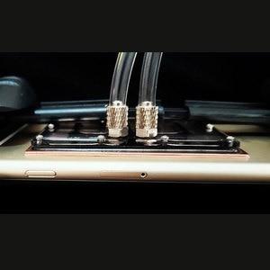 Image 5 - Pubg 게임 물 냉각 휴대 전화 쿨러 게임 패드 아이폰 11/프로 최대 전화 케이스 라디에이터 안드로이드 스마트 폰 pubg 컨트롤러