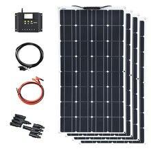 Гибкая солнечная панель boguang 400 Вт 500 модуль контроллера