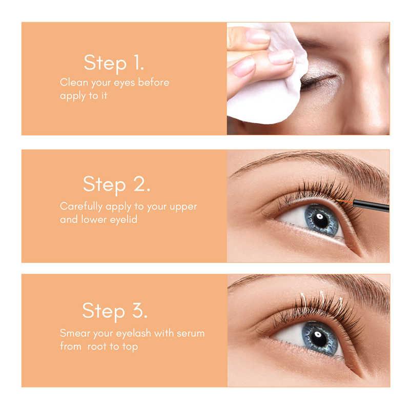 Kit di sollevamento siero crescita delle ciglia liquido del ciglio della sferza dell'occhio trattamento siero crescita delle sopracciglio sopracciglio enhancer sferza ascensore