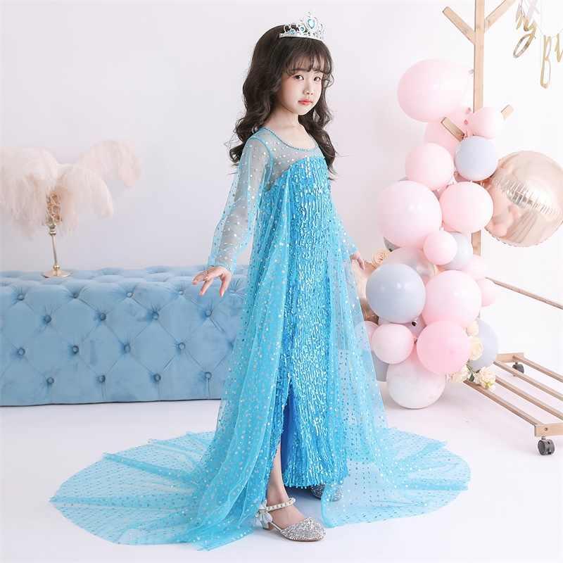 Robe pour filles enfants robe de noël Halloween Cosplay Costume enfants fête d'anniversaire vêtements filles princesse Costume