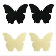 10pairs (20 Pcs) /lot Butterfly-shap breathable anti-bump Breast Pasties Nipple Covers adhesive with a soft Sexy experience