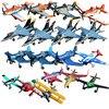 Disney Pixar Flugzeuge Autos 2 No.5 Staubigen Strut Jetstream 1:55 Flugzeug Metall Legierung Diecast Modell Flugzeug Spielzeug für Jungen Weihnachten geschenk