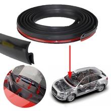 1,7 м уплотнительная лента для автомобиля, передняя панель лобового стекла, автомобильные дверные уплотняющие полоски, уплотнительная полоска для BMW E46 X6 Audi Ford