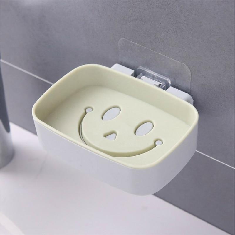Soap Dish Wall Mounted Sticky