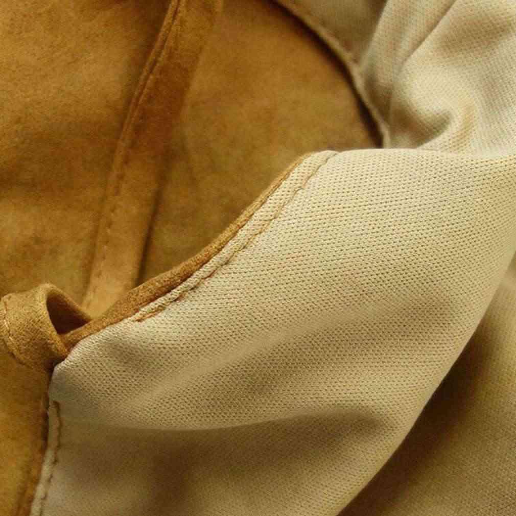 Camisola com zíper de camurça de couro do falso senhora sexy magro bandagem sem mangas colheita rendas até feminino strappy clube colete camis tanque quente