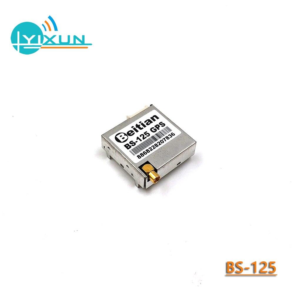BEITIAN, TTL 1PPS GPS Module With External GPS Antenna, 5.0V, 9600bps, 1HZ, NMEA Agreement, BS-125 Replace M-87 GR-87 M87 GR87
