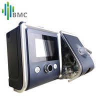 BMC GII BPAPY-30T Bilevel CPAP Therapy Apnea COPD With Fingertip Pulse Oximeter SpO2 kit Full Face Mask Hose Humidifier