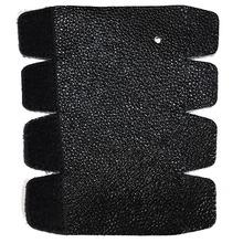 Francuski róg skórzana osłona dłoni antypoślizgowa podkładka ochronna akcesoria do instrumentów mosiężnych tanie tanio CN (pochodzenie) French Horn Gloves Leather OPP bag