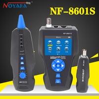 Noyafa POE PING Tracker RJ45 RJ11 Lan Cable TDR Tester Network Cable Tester Wiring Tester Voltage Detector