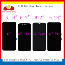 10Pcs/lot For Motorola Moto G7/G7 Play/G7 Power/G7 Plus LCD Display Touch Screen Digitizer Assembly G7 LCD Replacement все цены