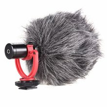 Ws-M2 Mobile Phone Slr Camera Live Microphone Camera Photography Recording Interview Portable Microphone uhf wireless lavalier microphone 100 channel lapel microphone for phone video slr camera recording live interview tkl pro wm 8