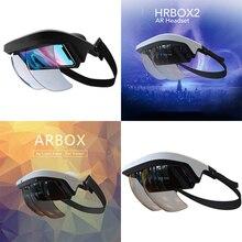Виртуальная реальность подходит для наушников Iphone и Android Ar/Vr, умных Ar-очков, 3D видео, виртуальной реальности, 3D видео и игр
