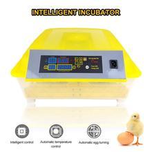 цена на 48 Hole Automatic Egg Turning Incubator Digital Incubator Temperature Control for Chicken Poultry Hatcher Ducks Goose Birds
