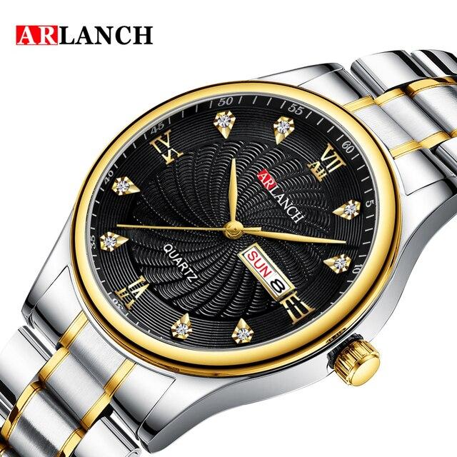Купить arlanch брендовые роскошные часы унисекс для влюбленных пар картинки цена