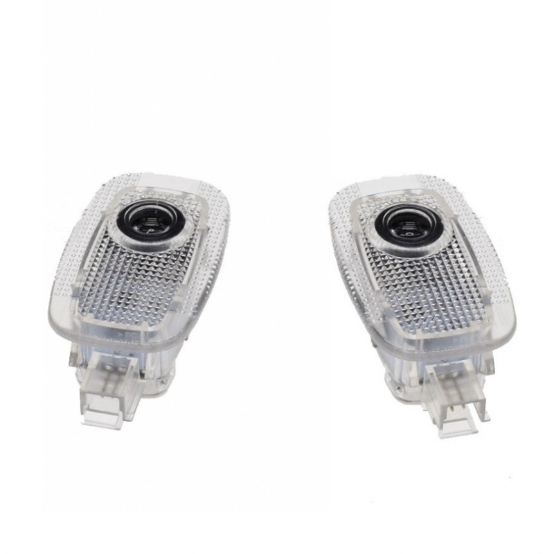2X Car Led Logo Door Light For Mercedes Benz S W221 W447 AMG C216 S280 S300 S320 S350 S400 S420 S450 S500 Laser Projector Light