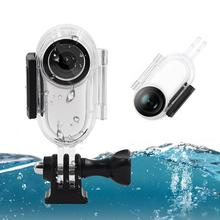 Waterproof Case Sports Camera Diving For Insta360 Go2 30M Housing Shell Protective Shell For Insta360 Go 2 Camera Accessories