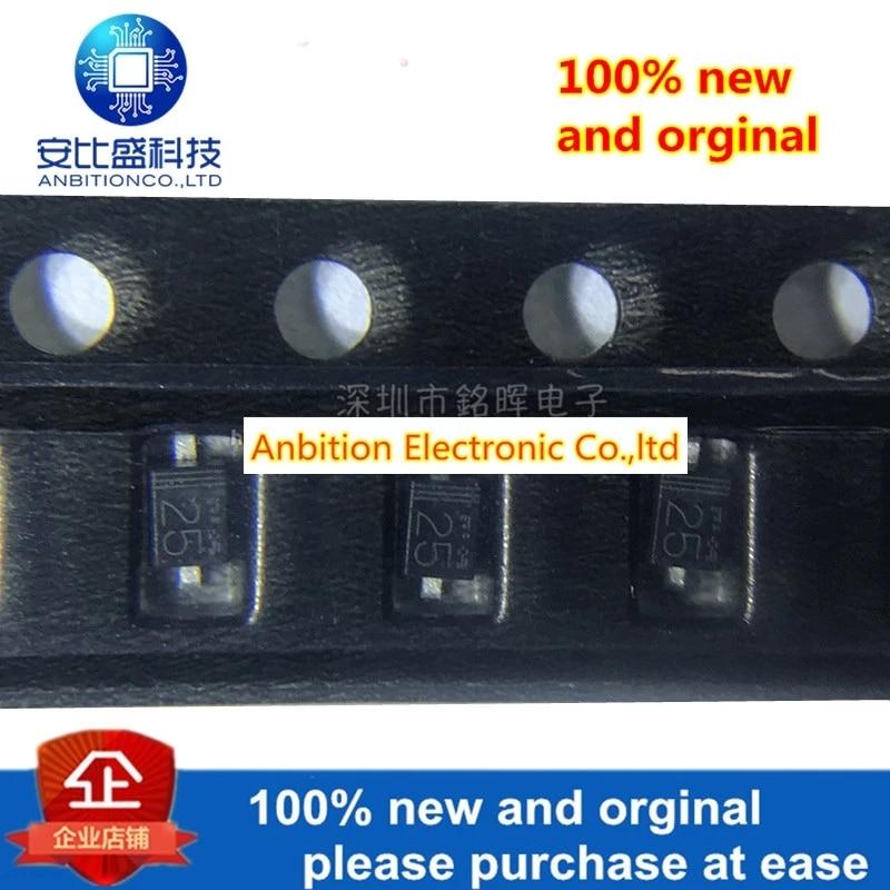 20pcs 100% New And Orginal UDZVTE-1712B UDZV12B Silk-screen 25 SOD323 12V 200mW In Stock