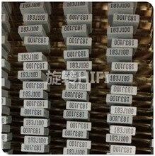 100 sztuk Xiamen Faratronic CL23B 18NF 100V 0.018UF 183 P5MM FARA CL23 szary film kondensator 183/100V 183J100 100VDC 183