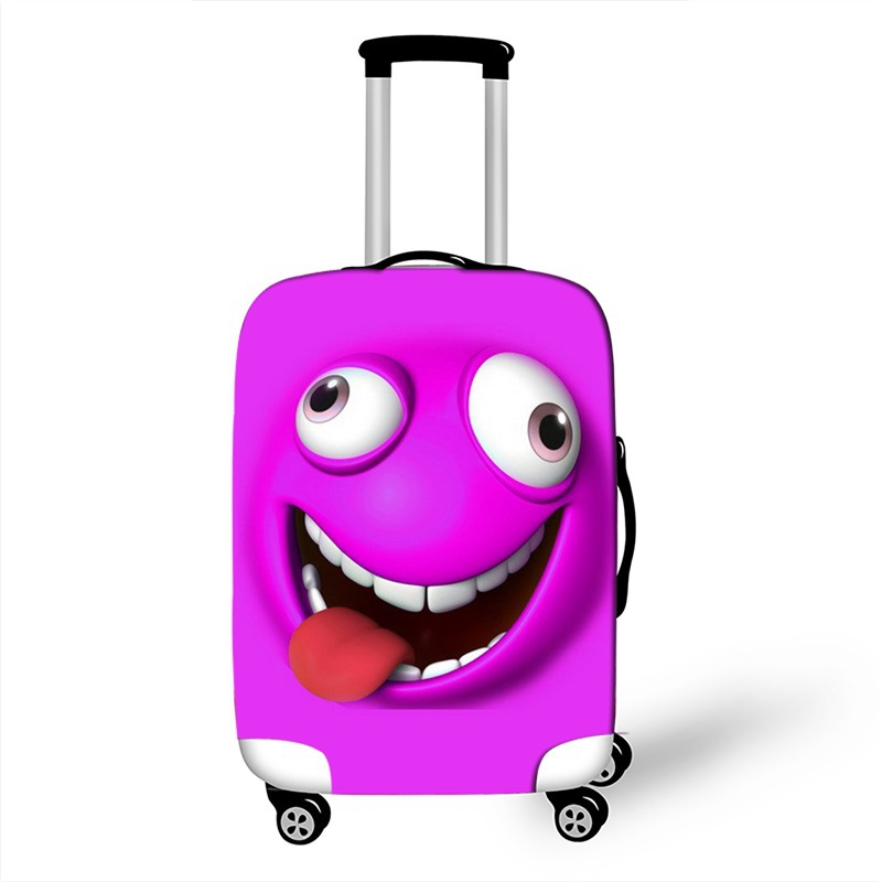 Protective-Cover Cases Travel-Accessories Trolley Baggage Elastic for 18-30inch Dust title=