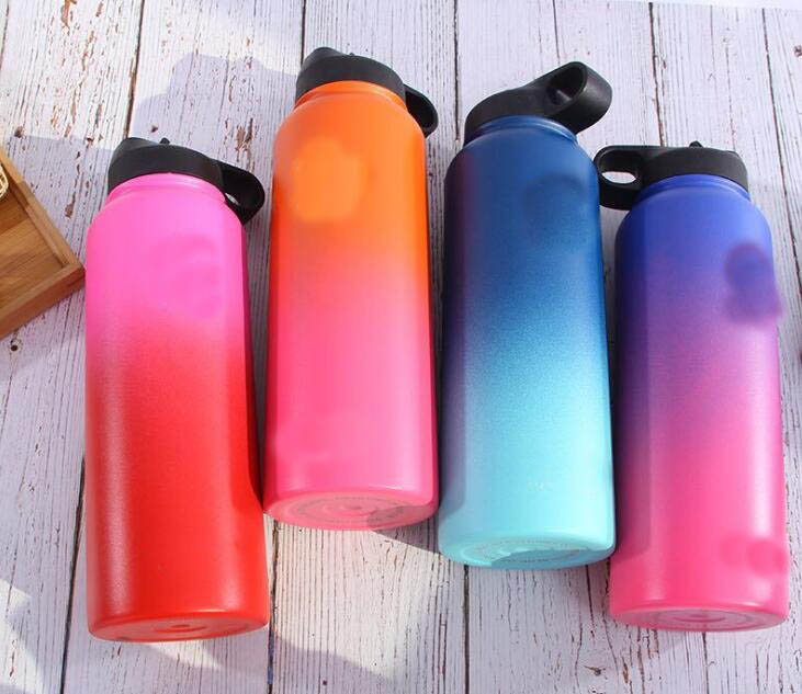 Image 5 - 320z/40oz Flask Hydro Double Walled Vacuum Insulated Stainless Steel Water Bottle car cup thermos available also other link same-in Drinks Holders from Automobiles & Motorcycles