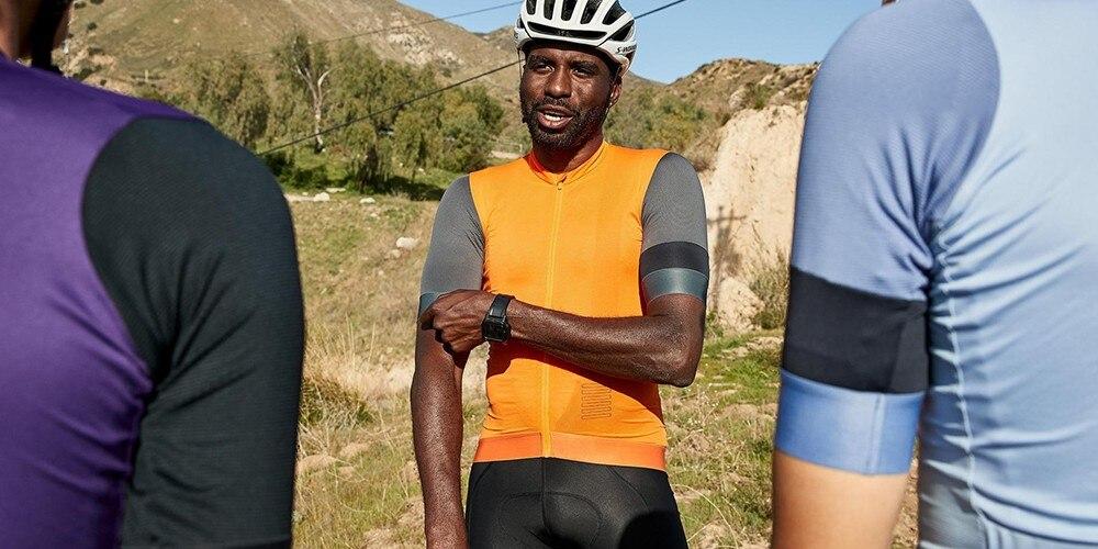 bicicleta wear manga curta camisa de ciclismo conjunto para o homem