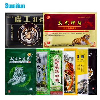 8Types of 8Pcs/bag New Tiger Balm Plaster Pain Relief Patch Back Muscle Arthritis Joint Knee Arthritis Body Herbal Patch 8pcs tibet rheumatoid arthritis pain relief patch chinese herbal lumbar spondylosis plaster muscle body therapy sticker