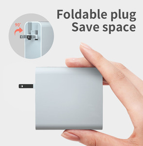 Image 2 - Сетевое зарядное устройство с портом USB Type C и поддержкой быстрой зарядки, 48 Вт