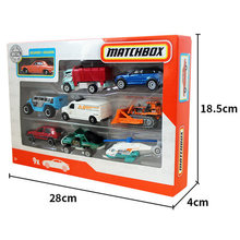 Matchbox City Hero Transport Car Five Pack C1817 Car Toy Model Car Kids Car Matchbox Car Set Kids Toys Boys Hot Toys