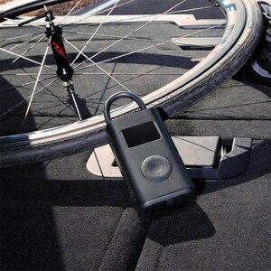 Image 2 - Xiaomi mijia tesouro inflável inteligente digital de detecção pressão dos pneus inflator bomba elétrica para moto carro futebol