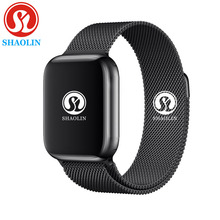 Wearable Bluetooth Smart Watch Series 4 Heart Rate Tracker Smartwatch 1:1 42mm case for apple android & ios phones Adult