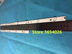 Image 5 - Комплект 12 шт./партия СВЕТОДИОДНЫЙ подсветка полосы для 50PUH6400 50PUF6061 500TT67 V2 500TT68 V2 CL 2K15 D2P5 500 D612 V1 R L