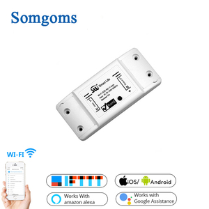 WiFi Smart Light Switch Univer