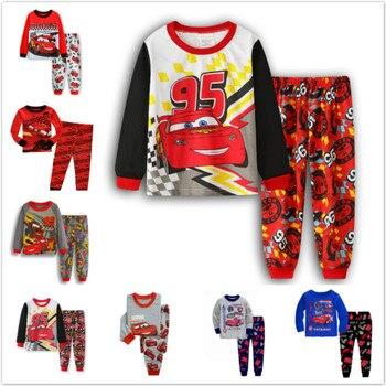 Cars Pajama Set 1