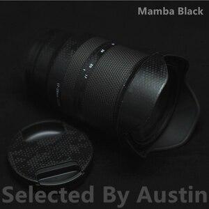 Image 3 - Премиум Защитная пленка для кожи объектива, Защитная пленка для тамрона 17 28 мм f2.8, защита от царапин, чехол для пальто