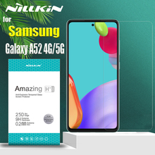 עבור Samsung A52 5G מזג זכוכית Nillkin 9H קשה ברור בטיחות מגן זכוכית מסך מגן לגלקסי A52 4G