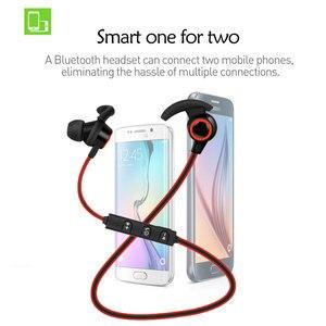 Image 3 - Không Dây Bluetooth Chủ Động Loại Bỏ Tiếng Ồn Thể Thao Tai Nghe Thao AX 02 Tai Nghe Nhét Tai Tai Tai Nghe Có Mic Dành Cho Samsung huawei