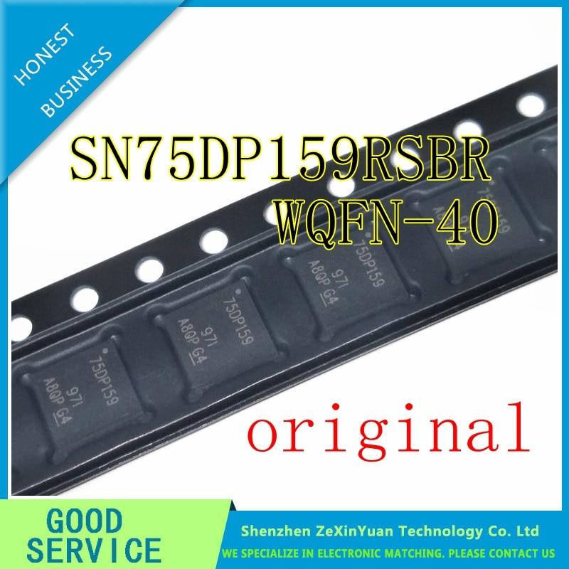 SN75DP159 SN75DP159RSBR 75DP159 WQFN40 NEW