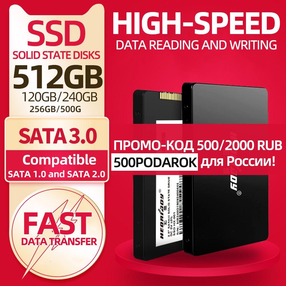 Heoriady ssd 120GB 128GB 240GB 256GB 500GB 512GB 1TB 2tb כונן קשיח עבור מחשב נייד macbook מחשב מחשב שולחני sata 3.0 HDD
