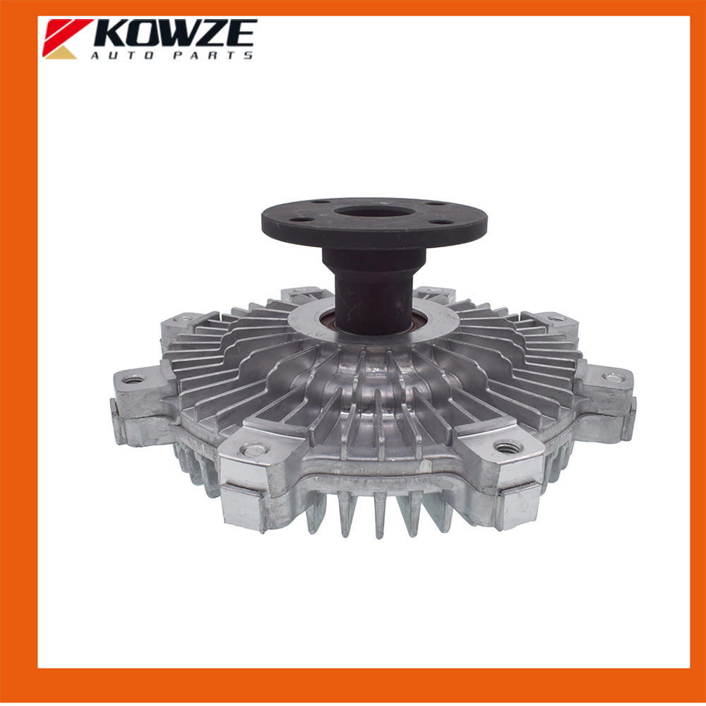 Radiator Cooling Fan Clutch For <font><b>Mitsubishi</b></font> <font><b>PAJERO</b></font> MONTERO II 2nd SPORT Challenger Nativa Trition L200 3.0L 6G72 96-00 MD335271 image
