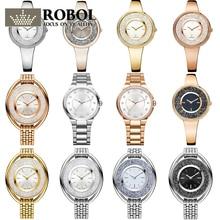 RllenHigh качество SWA дамы ashion Лебедь модели сплава часы прочный износ без деформации фотографии пожалуйста, свяжитесь с продавцом