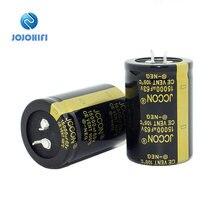 2 шт 35x60 мм 15000 мкФ 63 в jccon 105 ℃ новый усилитель мощности