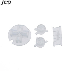 Image 3 - JCD 10sets/lot Plastic Power ON OFF Buttons Keypads for Gameboy Color GBC Colorful Buttons for GBC D Pads A B Buttons