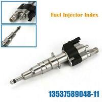 Renovação Do Carro Injector De Combustível Índice 11 Gasolina Injector Tipos 13537589048-11 para BMW E61 E60 E93 E92 E91 E90 E82 E87 E88 F10