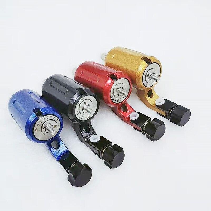 Роторная тату-машинка RCA, пистолет для перманентного макияжа, роторная машина для татуажа, затенитель и лайнер для боди-арта