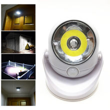360-Graden Light Cordless Motion Activated Sensor Licht Led Licht Wartels Muur Nood Lamp Slaapkamer Home Decor 3.2(China)