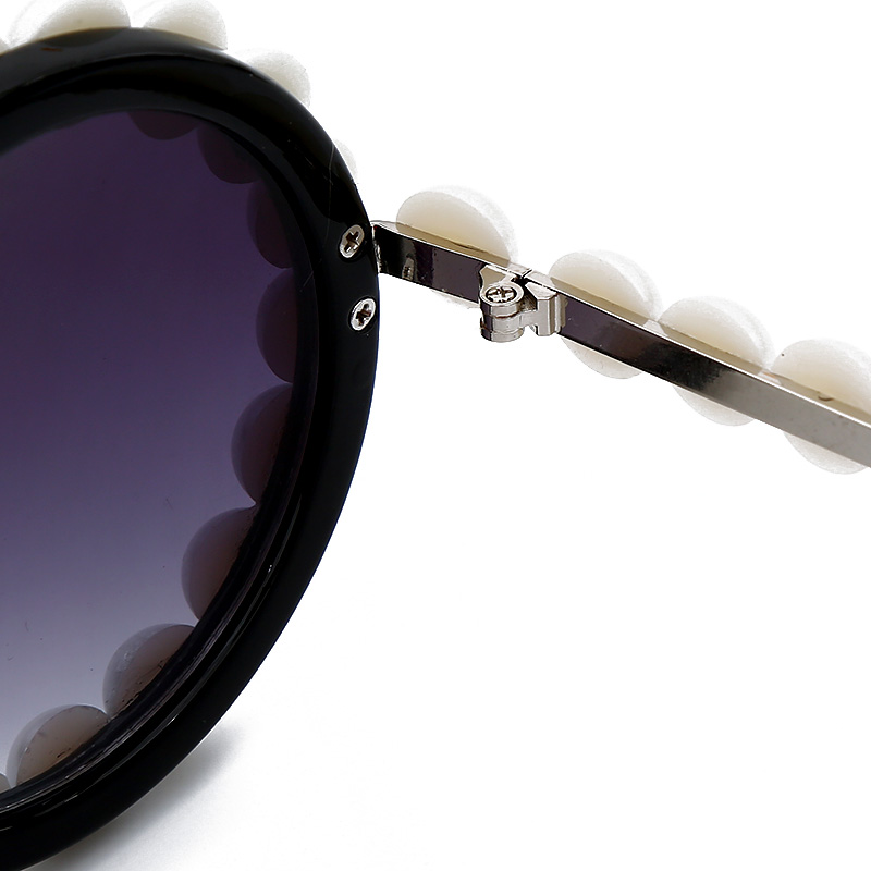 Sublime Fashion Round Sunglasses 140mm 4