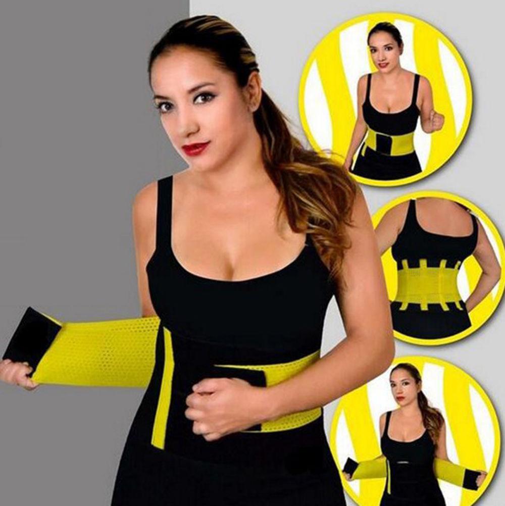 2019 Shaper Slim Belt Neoprene Waist Cincher Faja Shaper Corset Waist Trainer Modeling Strap Waist Trimmer Breathable Girdle