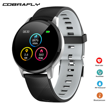Cobrafly Y16 Smart Watch IP67 Waterproof Fitness Tracker Heart Rate Monitor Clock sports men women Smartwatch for xiaomi huawei