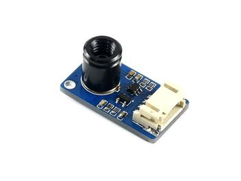 Waveshare MLX90640 IR Array Thermal Imaging Camera, 32*24 Pixels, 55 Degree Field Of View, I2C Interface