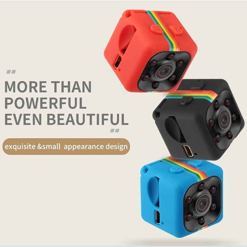 Mini Camera Recorder Tricolor 960p-Sensor DV Night-Vision Sports Sq 11 Suitable-For